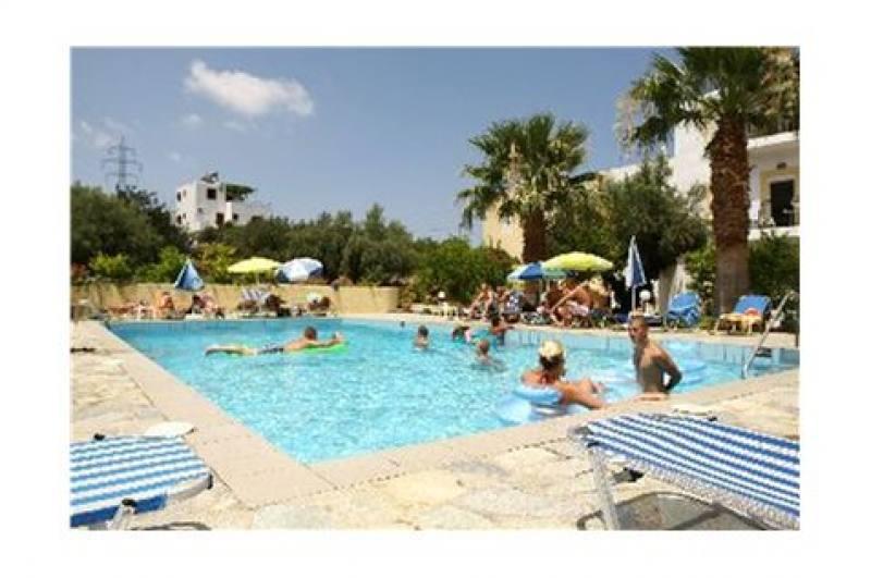 Aparthotel Marietta - Chersonissos - Heraklion Kreta